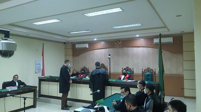 Perkara PD Baramarta Bergulir di Pengadilan Tipikor Banjarasin, Terdakwa Siapkan Eksepsi
