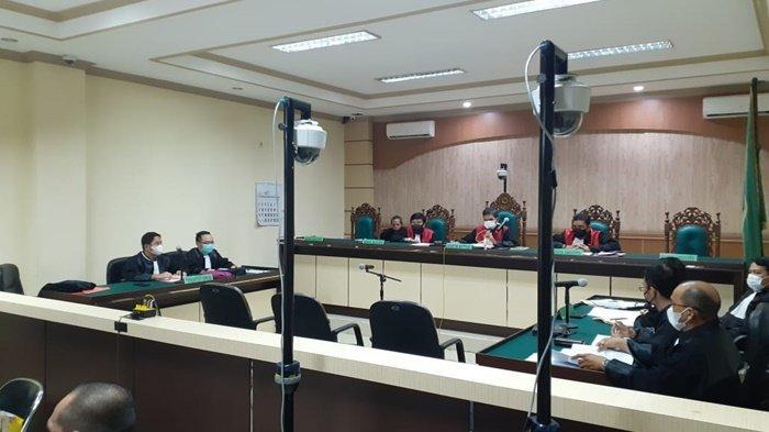 Korupsi Kalsel, 2 Orang Kasus Proyek WC di Kabupaten HSU Jalani Sidang Pertama