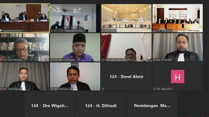Tak Hadir Langsung Sidang PHPU Pilgub Kalsel 2020 di MK, Begini Alasan Denny Indrayana