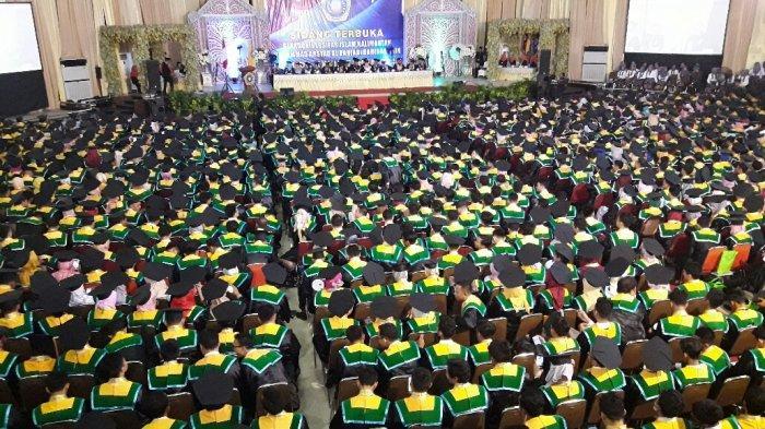 Alumnus Uniska Harus Melek Teknologi Dan Siap Membangun Daerah