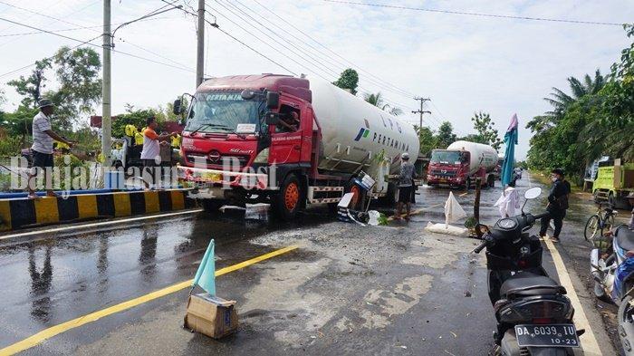 Setelah Ditangani BPJN Kalsel, Jembatan Jejangkit Kabupaten Batola Kembali Bisa Dilintasi