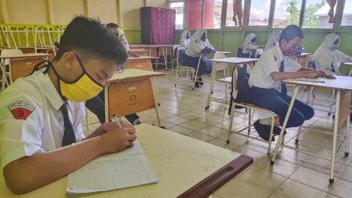 Belajar Tatap Muka Diwacanakan 2021, Ketua Komisi IV DPRD Kalsel : Jangan Berjudi Dengan Covid-19