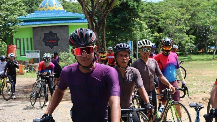 Tour de Loksado 2021 Tantang Pesepeda Taklukan Rute Menantang di Kalsel