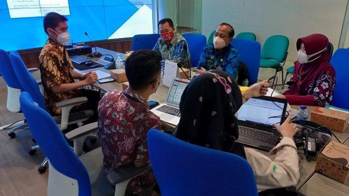 Diutus Wali Kota ke Kemenkes, Kadinkes Banjarmasin Diminta Sinkronisasi Data Covid-19