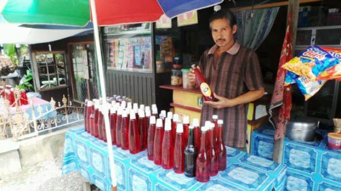 Sirup Batumandi merupakan salah satu produk UMKM Balangan yang menjadi unggulan.