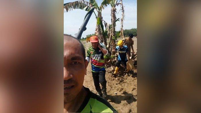 Resah Diduga Ada Buaya Berkeliaran, Warga Desa Kias HST Takut Cari Ikan Malam Hari
