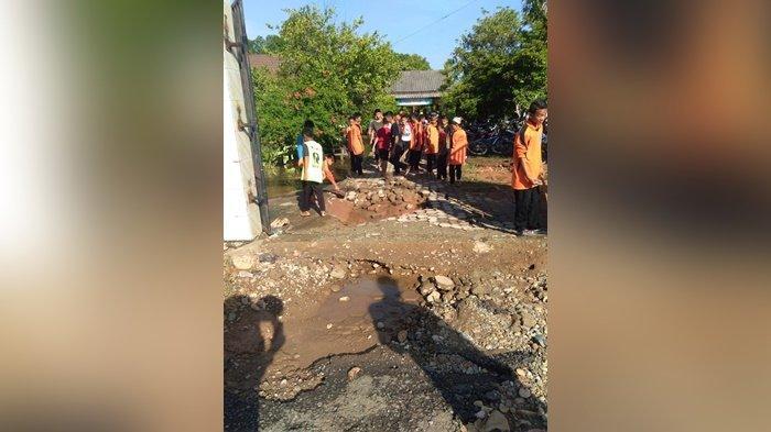 BPBD Kabupaten Hulu Sungai Utara Mulai Data Kerusakan Akibat Bencana Banjir