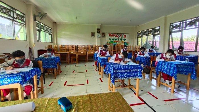 Dapat Lampu Hijau PTM, Kadisdik Banjar: Monitoring Terus Dilakukan Ke Sekolah-Sekolah