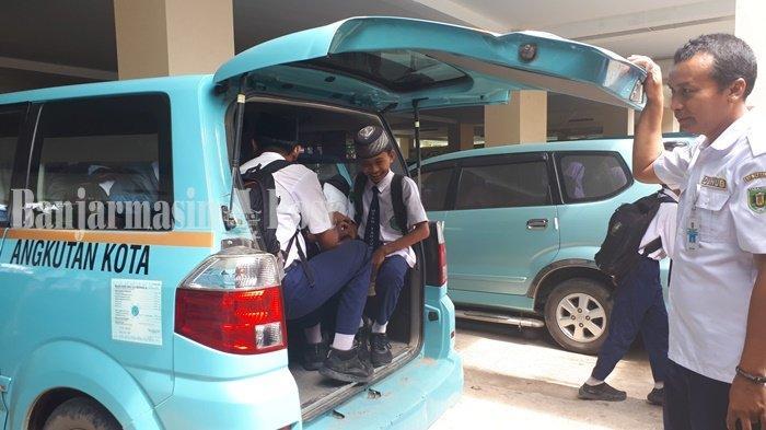Sopir Angkutan Tabalong Harapkan Tersedia Tempat Khusus Menunggu Penumpang Umum dan Pelajar