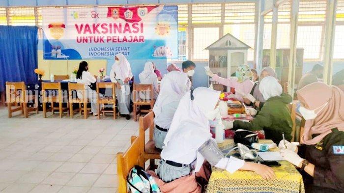 Kepala SMAN 1 Marabahan Kabupaten Batola Berharap PTM Bisa Cepat Digelar