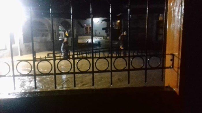 Banjir Cepat Surut di Cempaka Kota Banjarbaru