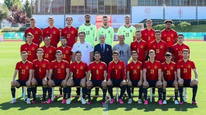 Slovakia vs Spanyol Euro 2021 Live RCTI Hari Ini, Pasukan Enrique di Ujung Tanduk, Ini Syarat Lolos