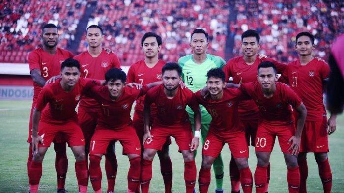 Live RCTI! LINK live Streaming RCTI Timnas U-23 Indonesia vs Brunei Kualifikasi Piala Asia U-23 2020