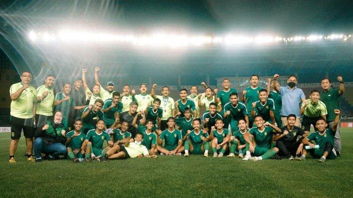 Skuat Persebaya Surabaya untuk Piala Menpora 2021