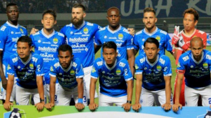 Prediksi Susunan Pemain Persib Bandung vs Perseru Liga 1 Pekan 32 Jelang Live Streaming Indosiar