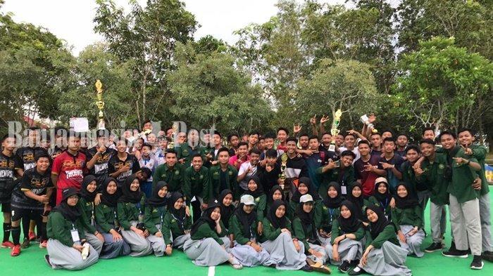 SMA Plus Citra Madinatul Ilmi Kota Citra Graha Banjarbaru Promosikan Sekolah Lewat Kejuaraan Futsal