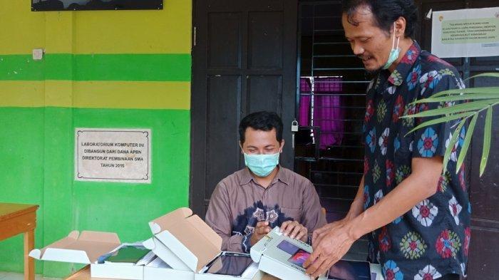 Gangguan PPDB Online SMKN 1 Martapura, Panitia Sekolah Kerja Keras Verifikasi Ulang Ratusan Berkas