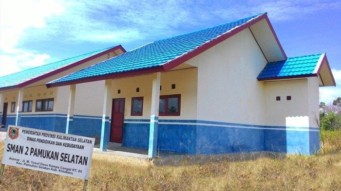 Upaya Disdikbud Kalsel Membangun 2 SMA di Kabupaten Kotabaru Masih Tertunda