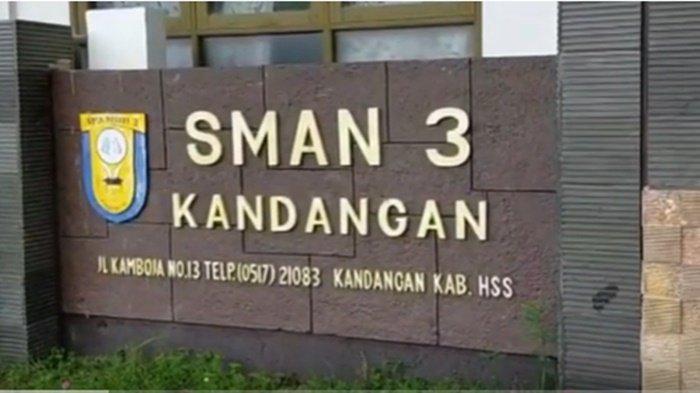 Lima Formasi Sarjana Pendamping Desa Lowong, 315 Orang Ikut Seleksi di SMAN 3 Kandangan