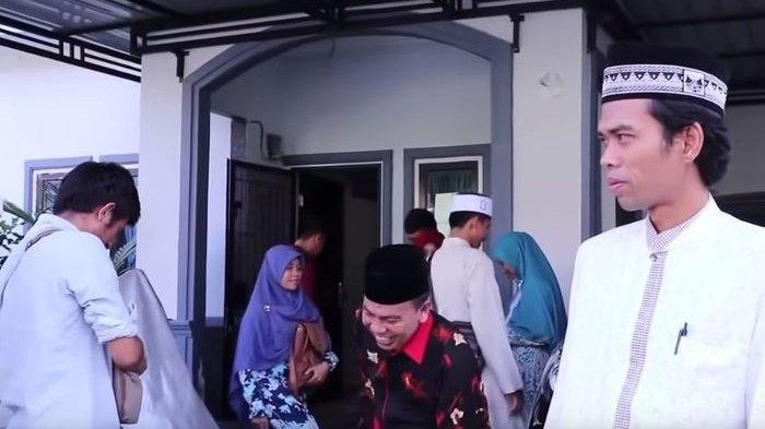 Kondisi rumah Ustaz Somad