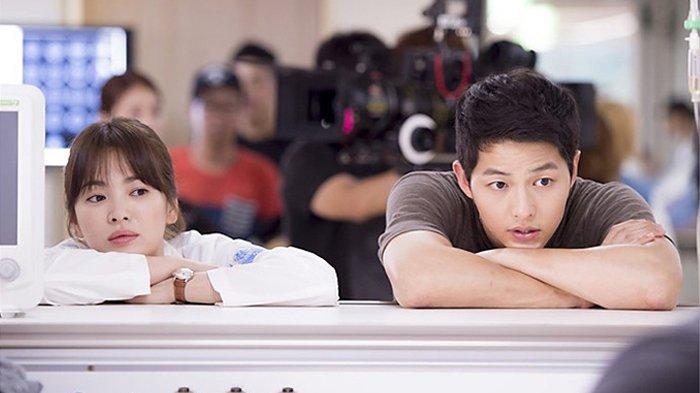 Indikasi Perpisahan Song Joong Ki dan Song Hye Kyo Sebelum Gugat Cerai Sudah Tercium