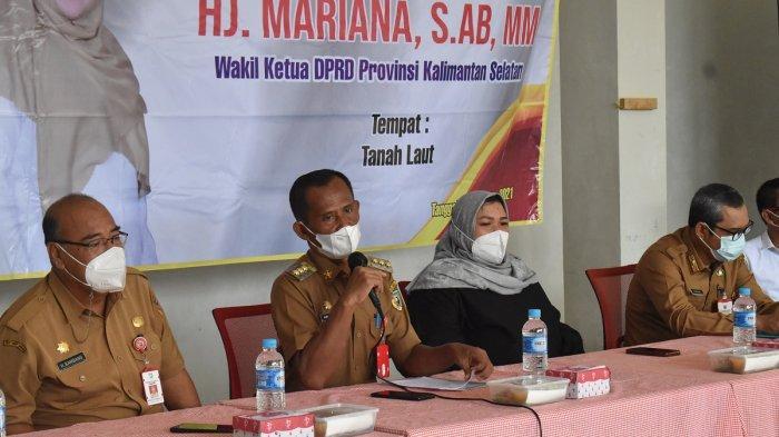 Bupati Tala Minta Pemerintah Desa Perkuat Pemberdayaan Masyarakat, Juga Harus Lakukan Inovasi