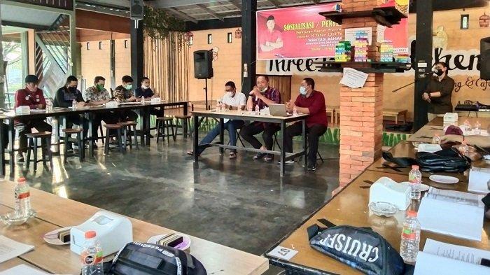 Gelar Sosialisasi Perda Kepemudaan di Tapin, Anggota DPRD Kalsel Ini Sebut Perlu Ada Pergub