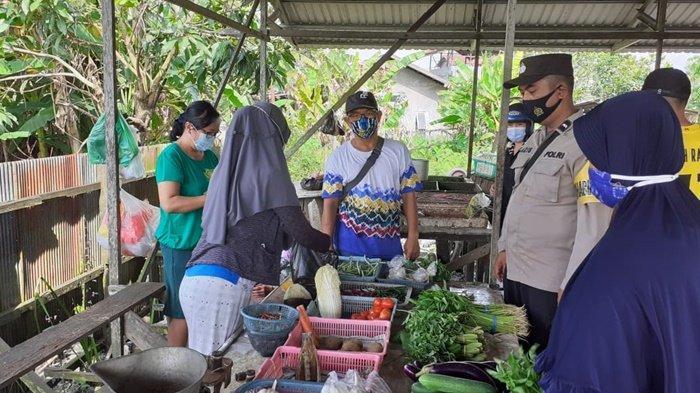 PPKM Mikro di Banjarmasin Berlanjut, Sosialisasi dan Penyemprotan Disinfektan Gencar Dilakukan