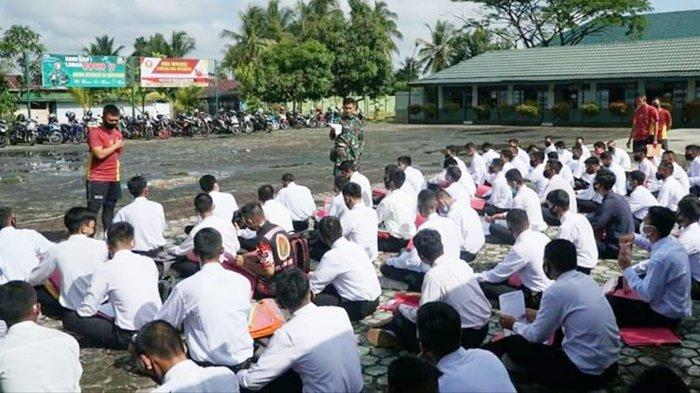 Kodim 1011/Kualakapuas Sosialisasi Rekrutmen Prajurit Baru