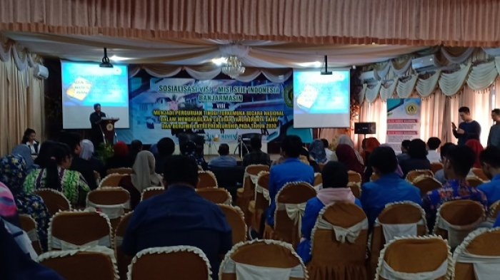 STIE Indonesia Banjarmasin Siapkan Lulusan Berjiwa Entrepreneurship