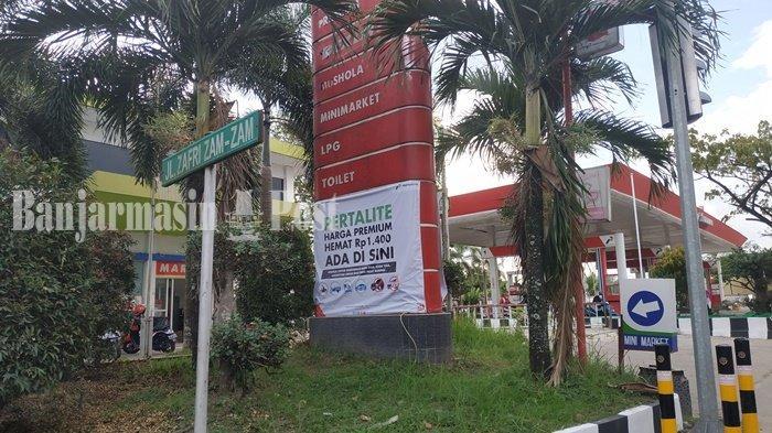 Pertalite Harga Murah di Banjarmasin Cepat Habis, Warga Minta Tambah Kuota