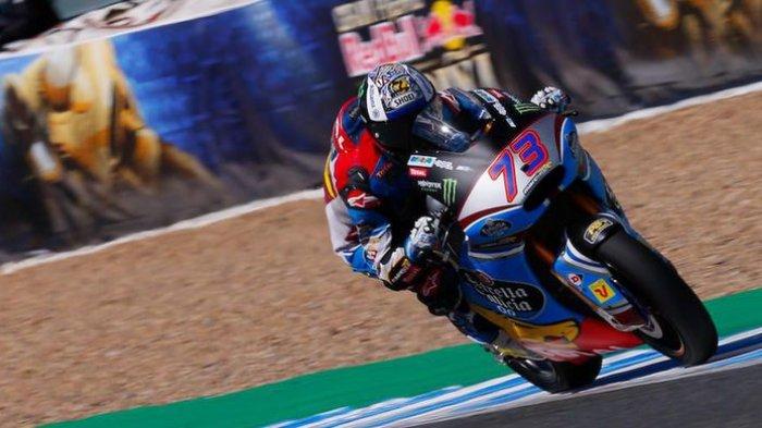 Hasil MotoGP Valencia 2018 - Adik Marc Marquez Podium, MIguel Oliveira Juara Kelas Moto2