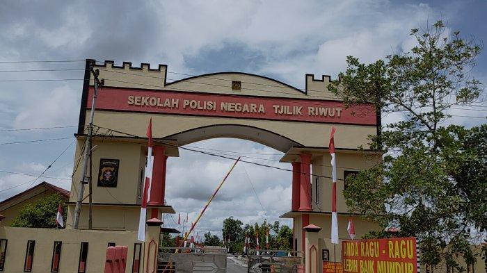 Bintara Polda Kalteng Latihan Penanganan Konflik Secara Humanis di SPN Tjilik Riwut