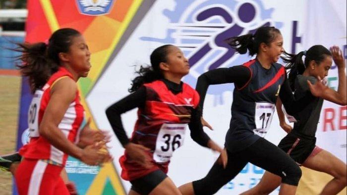 Berawal dari Juara Lomba Hari Kemerdekaan RI, Meisya Kini Jadi Sprinter Andalan Kabupaten Tabalong