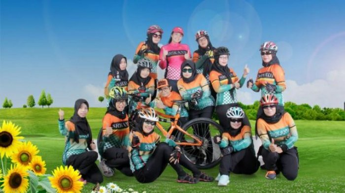 Srikandi Cycling Club Gelar Gowes Unik, Peserta Wajib Berpasangan