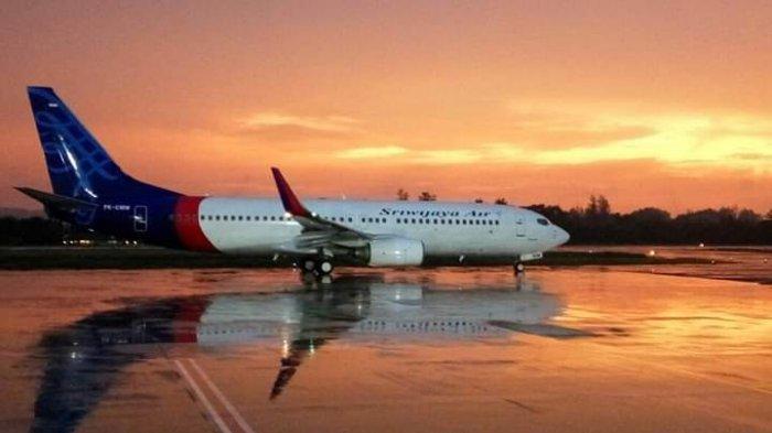 Tanggapan Insiden Penerbangan Sriwijaya Air Berau - Denpasar SJ 253