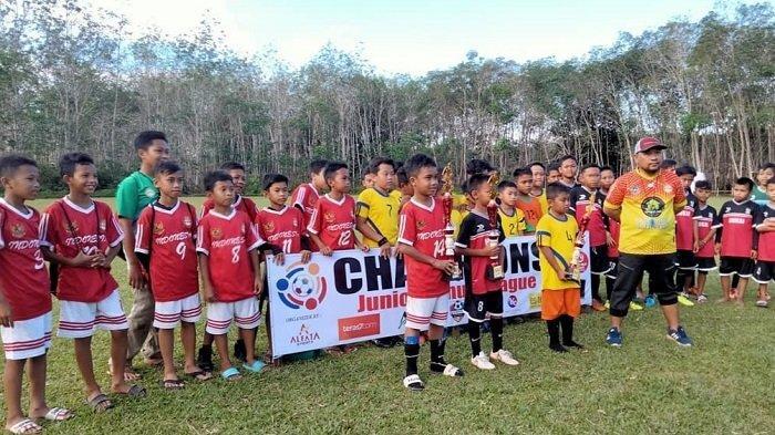 Sapu Bersih Laga, SSB Batu Agung Balangan Juara JBL U12 2021 Season 2