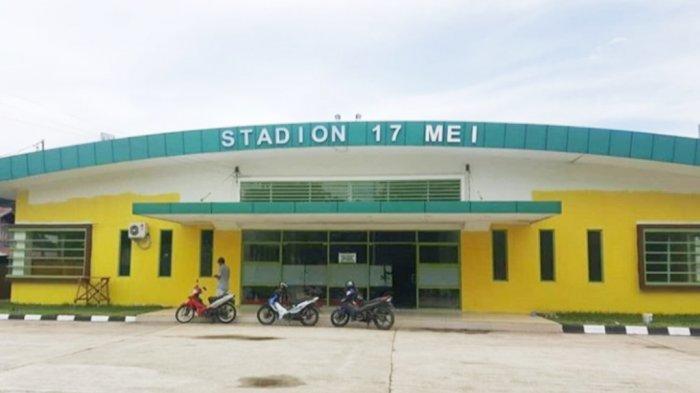 Kalselpedia: Sejarah Pembangunan Stadion 17 Mei Banjarmasin Kalsel