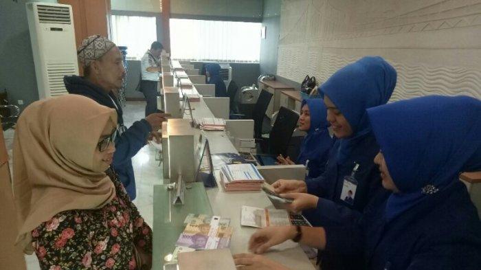 Layanan Baru Bagi Nasabah Bank Kalsel, Free Lounge Concordia Bandara Syamsudin Noor