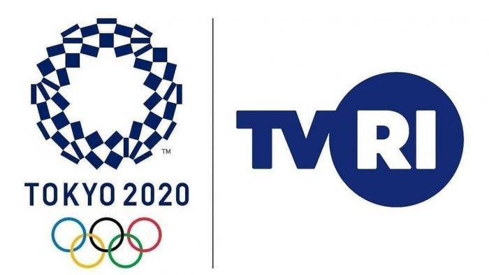 Stasiun TV nasional TVRI memegang hak siar tayangan siaran langsung Olimpiade Tokyo 2021, termasuk cabang olahraga badminton. Selain TVRI, Olimpiade Tokyo juga disiarkan Emtek Grup, Indosiar, SCTV dan TV Online Streaming Vidio.com