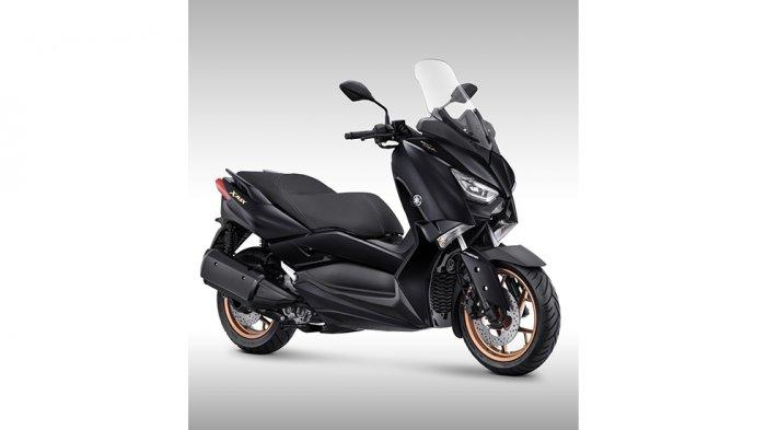 Matik Besar Yamaha XMAX 250, Semakin Trendy dan Sporty dengan Warna Baru