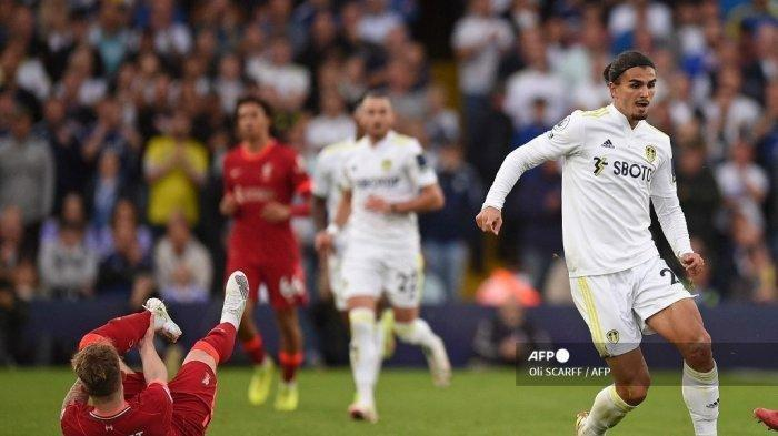 Kemenangan Atas Leeds United Dibayar Cedera Kaki Harvey Elliot, Liverpool Jadwalkan Operasi