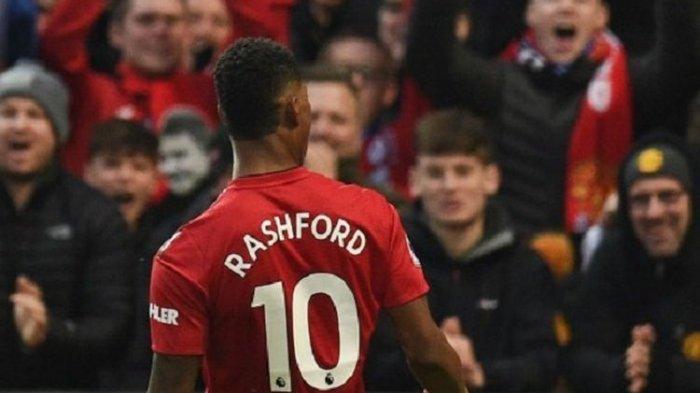 Susunan Pemain Crystal Palace vs Manchester United di Liga Inggris, Rashford & Bruno Fernandes Main