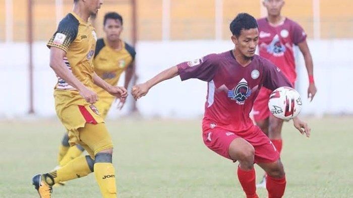 Tarkam Tidak Ada, Pemain Martapura FC Aidil Bogel Makan Uang Tabungan
