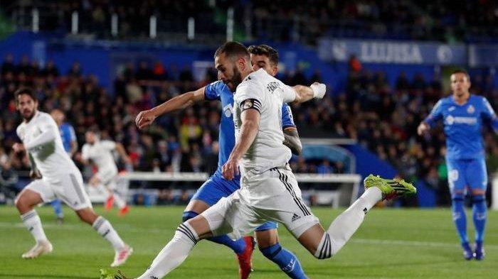 Hasil Akhir Real Madrid vs Real Betis di Liga Spanyol, Skor Akhir 0-2, Gol Jese Rodriguez