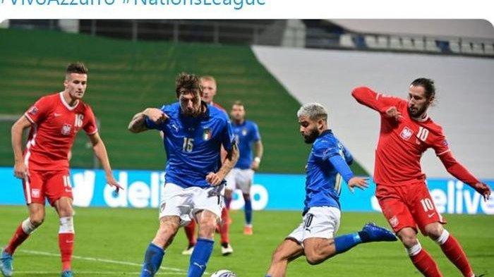 Hasil Euro 2021 Grup A - Turki vs Italia Sama Kuat di Babak Pertama