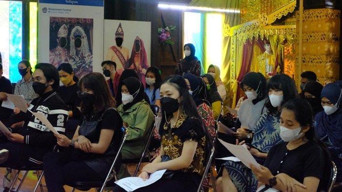 Lomba Model Sasirangan Duta Mall Banjarmasin, Ada 28 Peserta Casual Basic dan 37 Sasirangan Pesta