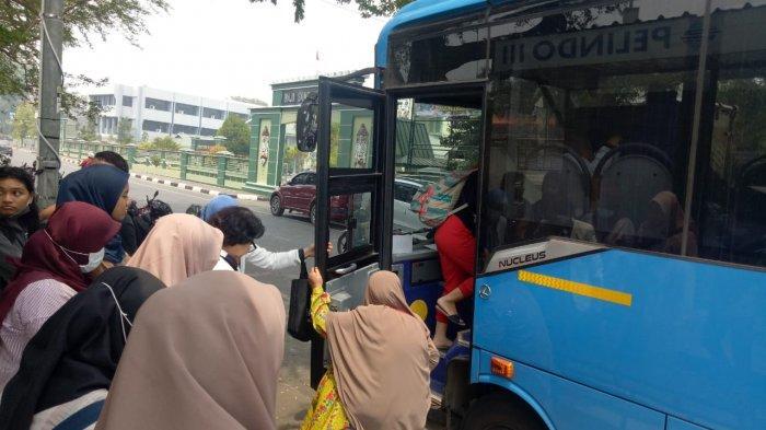 Mohon Dibenahi PJU di Jalan Samudera Kota Banjarmasin, Lampu Banyak yang Mati