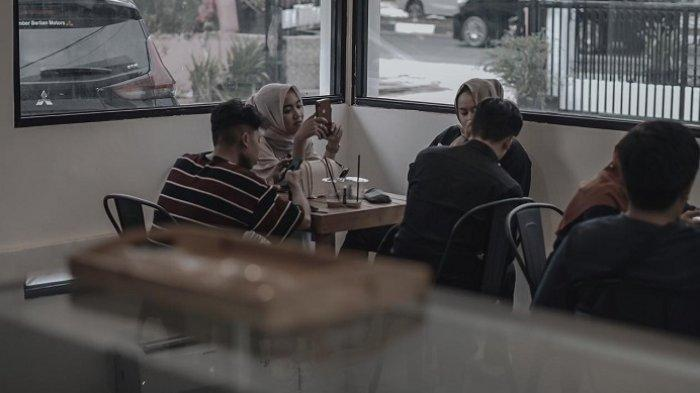 Pengunjung Kini Ramai Nongkrong, Bisnis Kafe di Kalsel Membaik