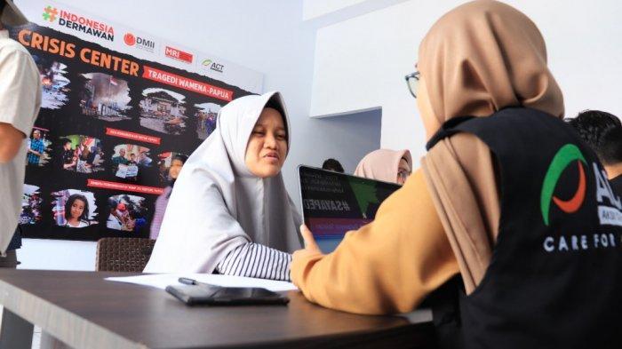 ACT Buka Crisis Center Tragedi Kemanusiaan Wamena di Makassar